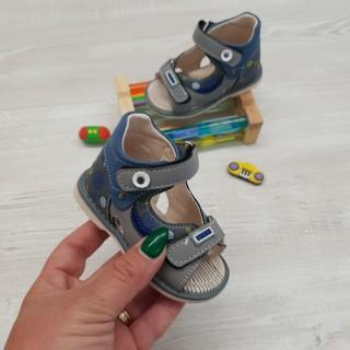 Sandale Alive blue