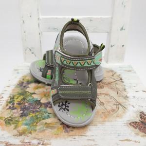 Sandale Aron kaki