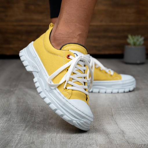 Adidasi Ever yellow