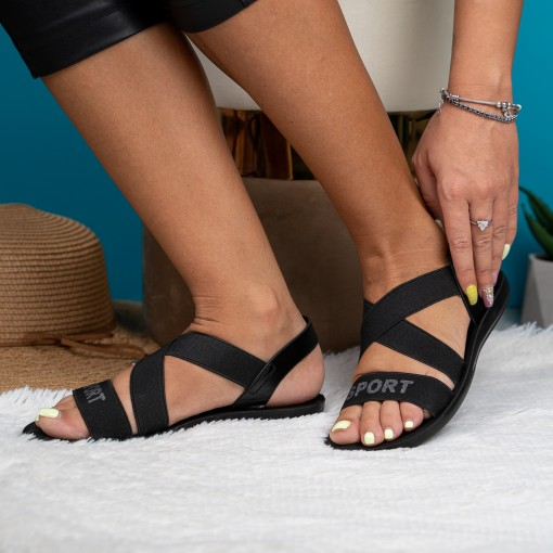 Sandale Adana black