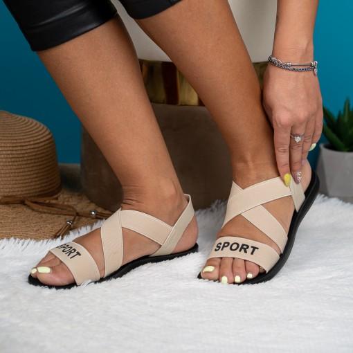 Sandale Adana bej