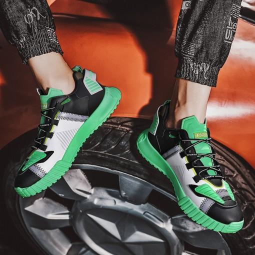 Adidasi Armin green