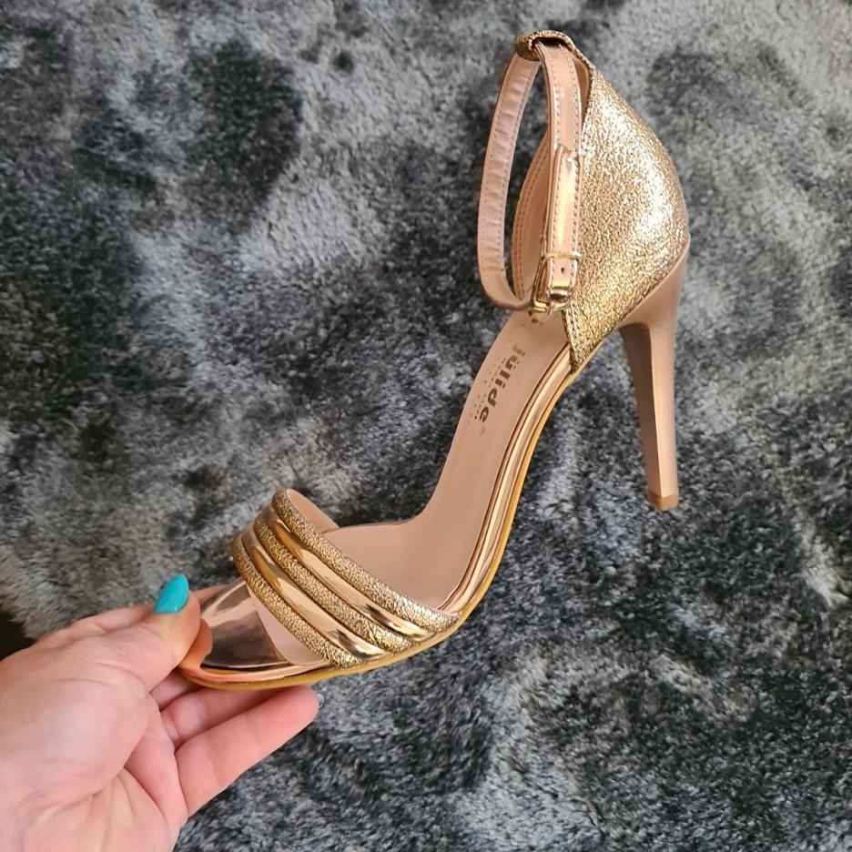 Sandale Jodi gold