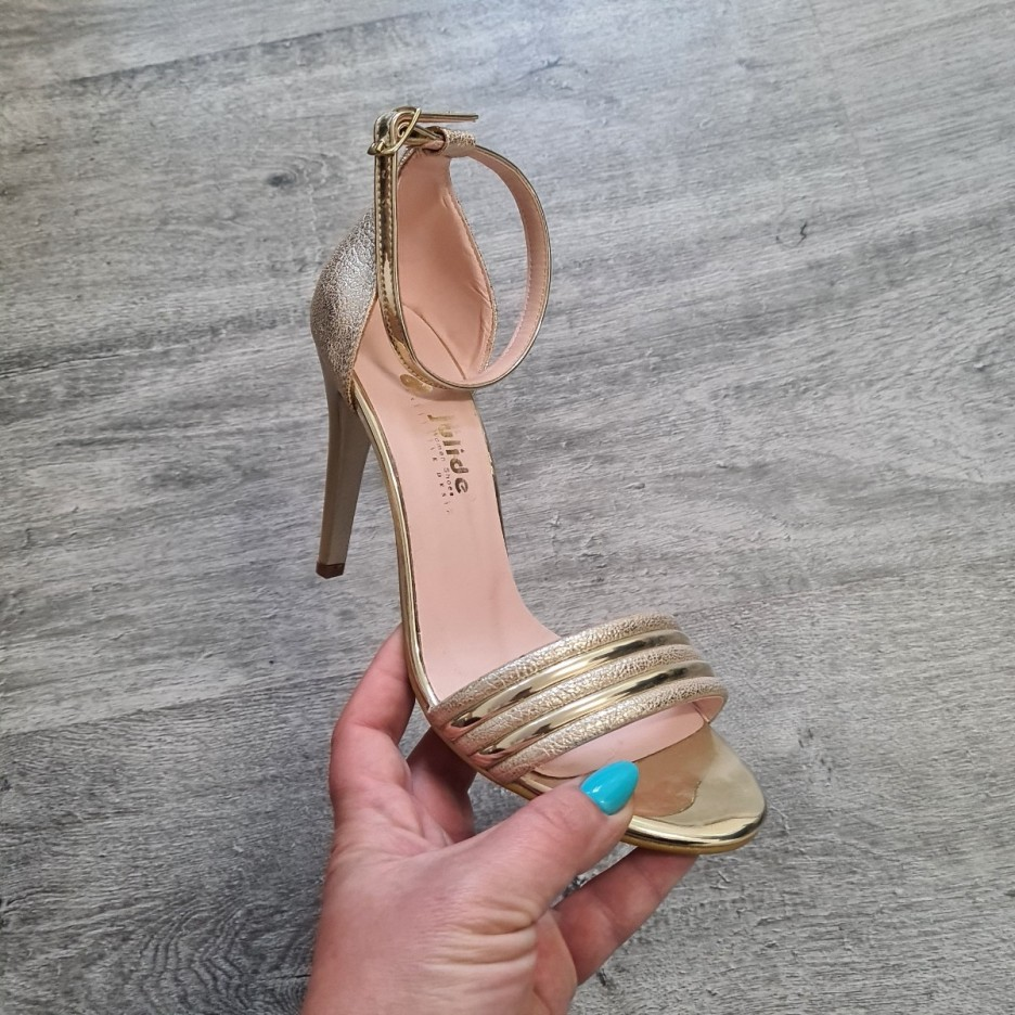 Sandale Jodi aurii