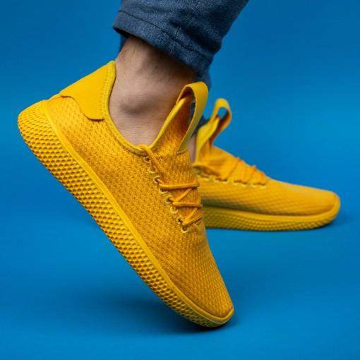 Adidasi Andy yellow