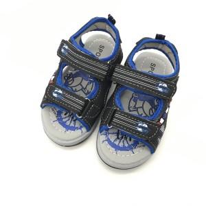 Sandale Mark negre